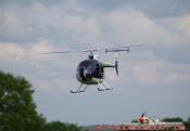 robbe/Align T-REX 600 ESP im Hughes 500-Rumpf